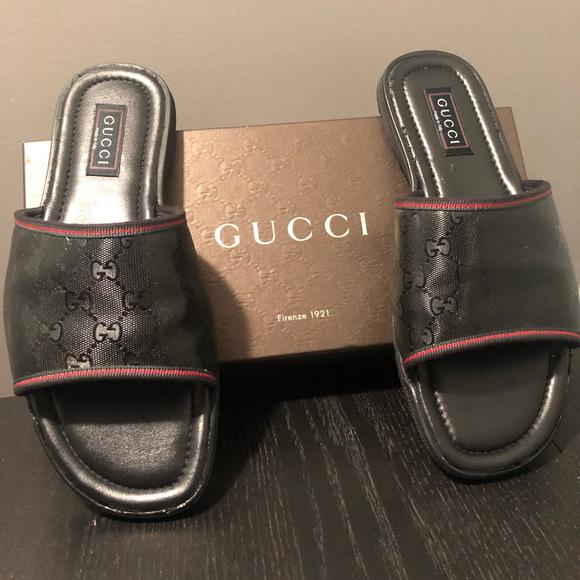 f432bd62fe8 Gucci Other - Men s Gucci Slides
